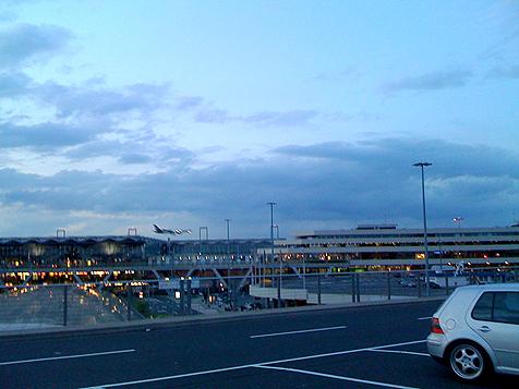 Flughafen Koeln-Bonn